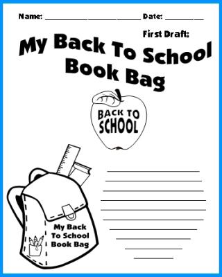 5 Best Images of Back To School Printable Worksheets - Printable ...