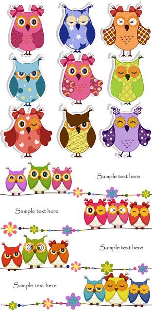 Картинки маленькие совы