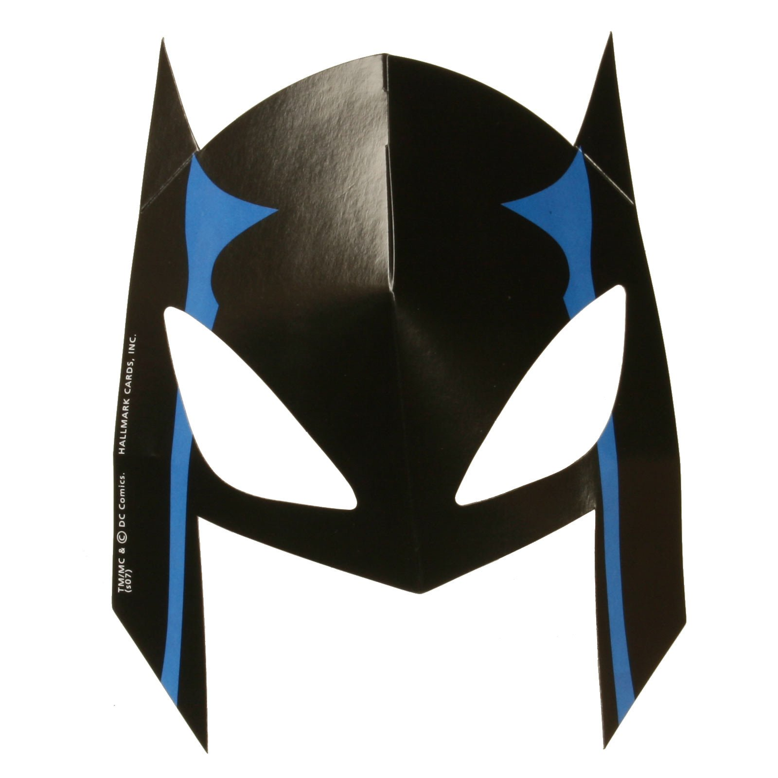8 best images of batman superhero mask template printable for Batman face mask template