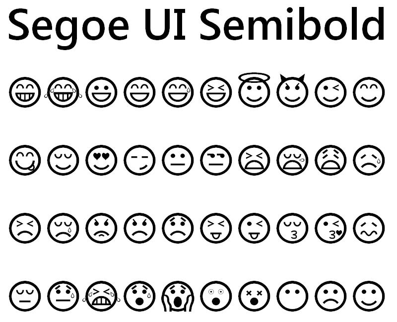 6 Images of Emoji Printable Sheets