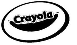 Crayola Logo Crayons Black and White