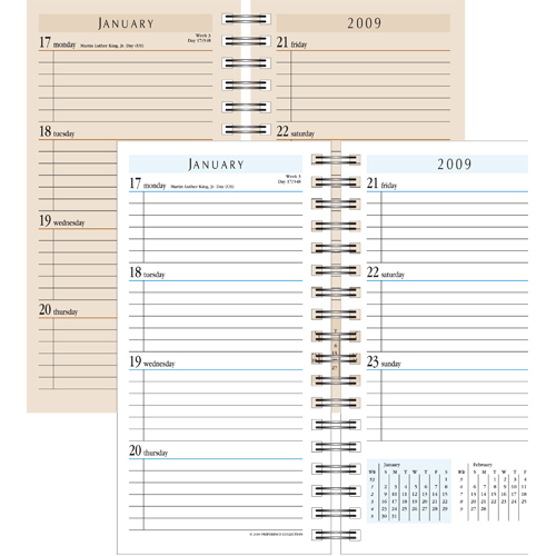 5 Best Images of Free Printable Planner Refills - Free ...