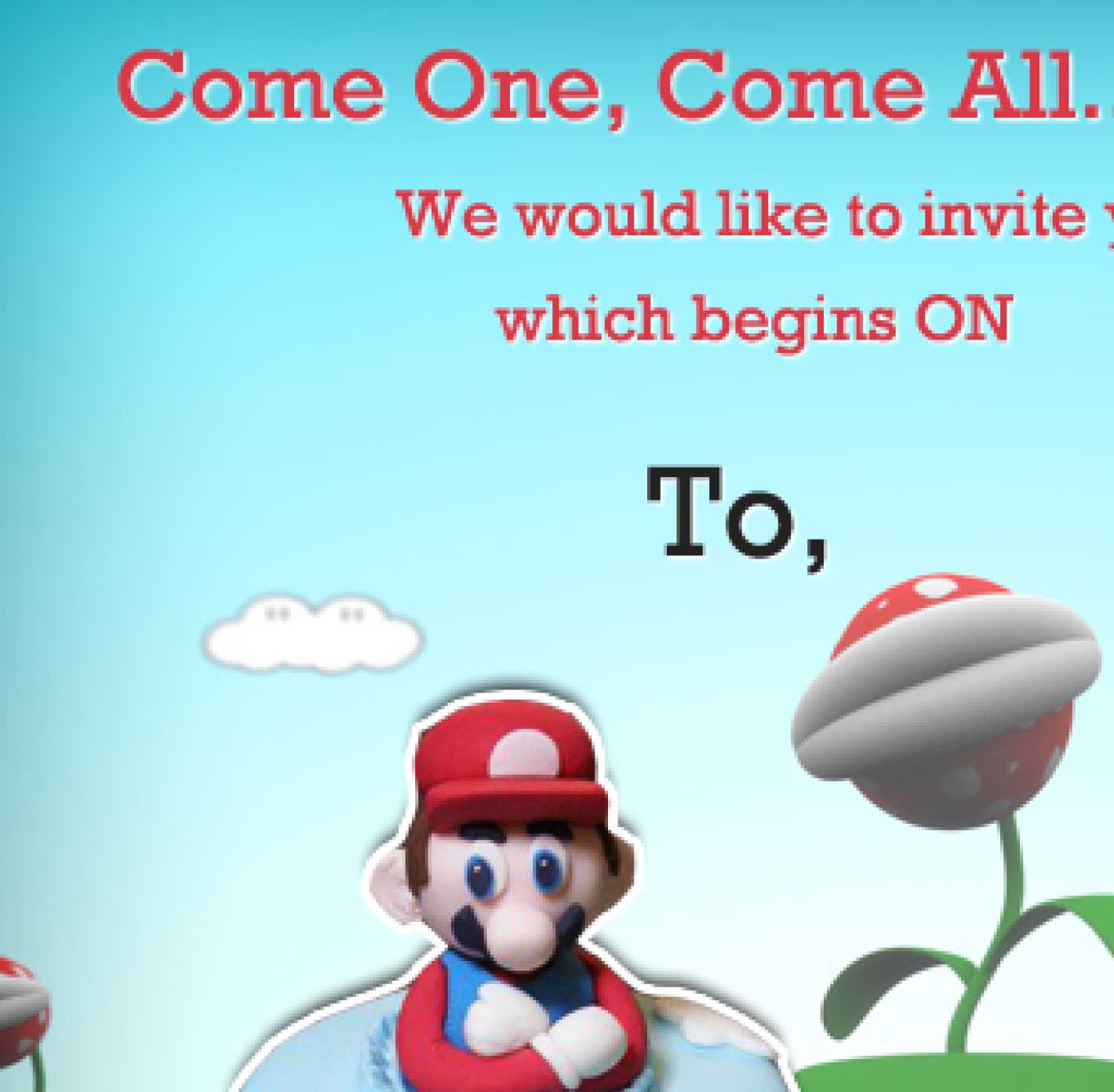 Free Birthday Invitation Cards For Kids Choosing Birthday Cards – Boys Birthday Party Invitations