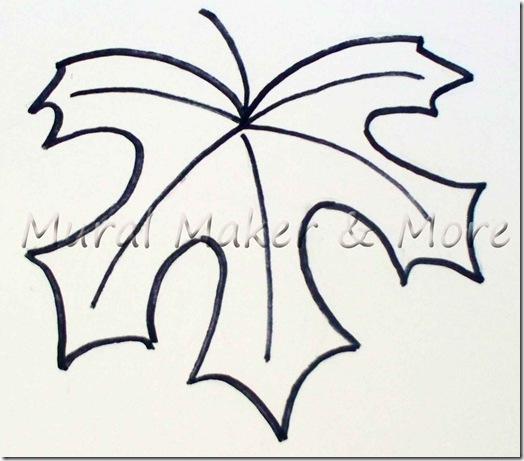 5 best images of fall leaf patterns printable fall leaf templates printable fall leaf pattern. Black Bedroom Furniture Sets. Home Design Ideas