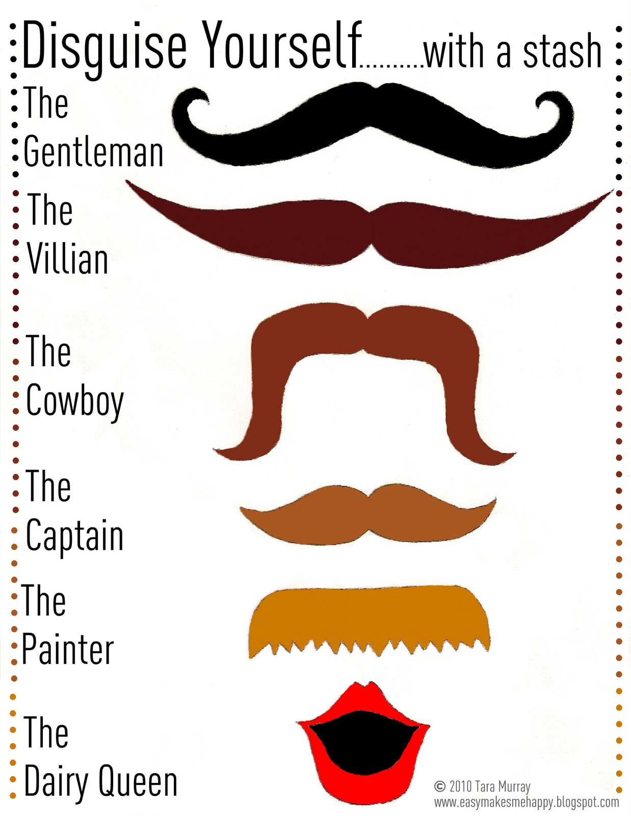 8 best images of printable mustache cut out mustache for Mustach template