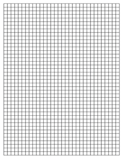 5 Best Images of Printable Grid Paper 8.5 X 11 - 1 8 Graph ...