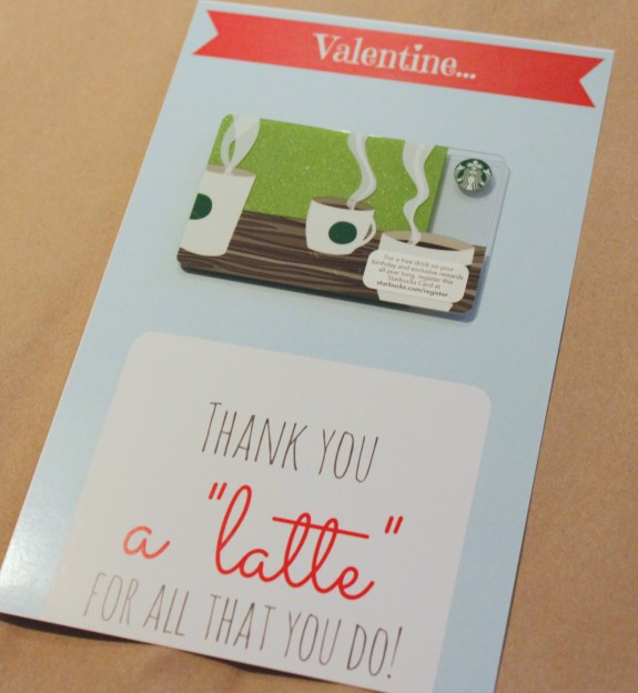 7 Best Images Of Starbucks Gift Card Printable Printable