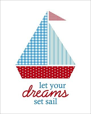 8 Images of Free Sailboat Printables Cute