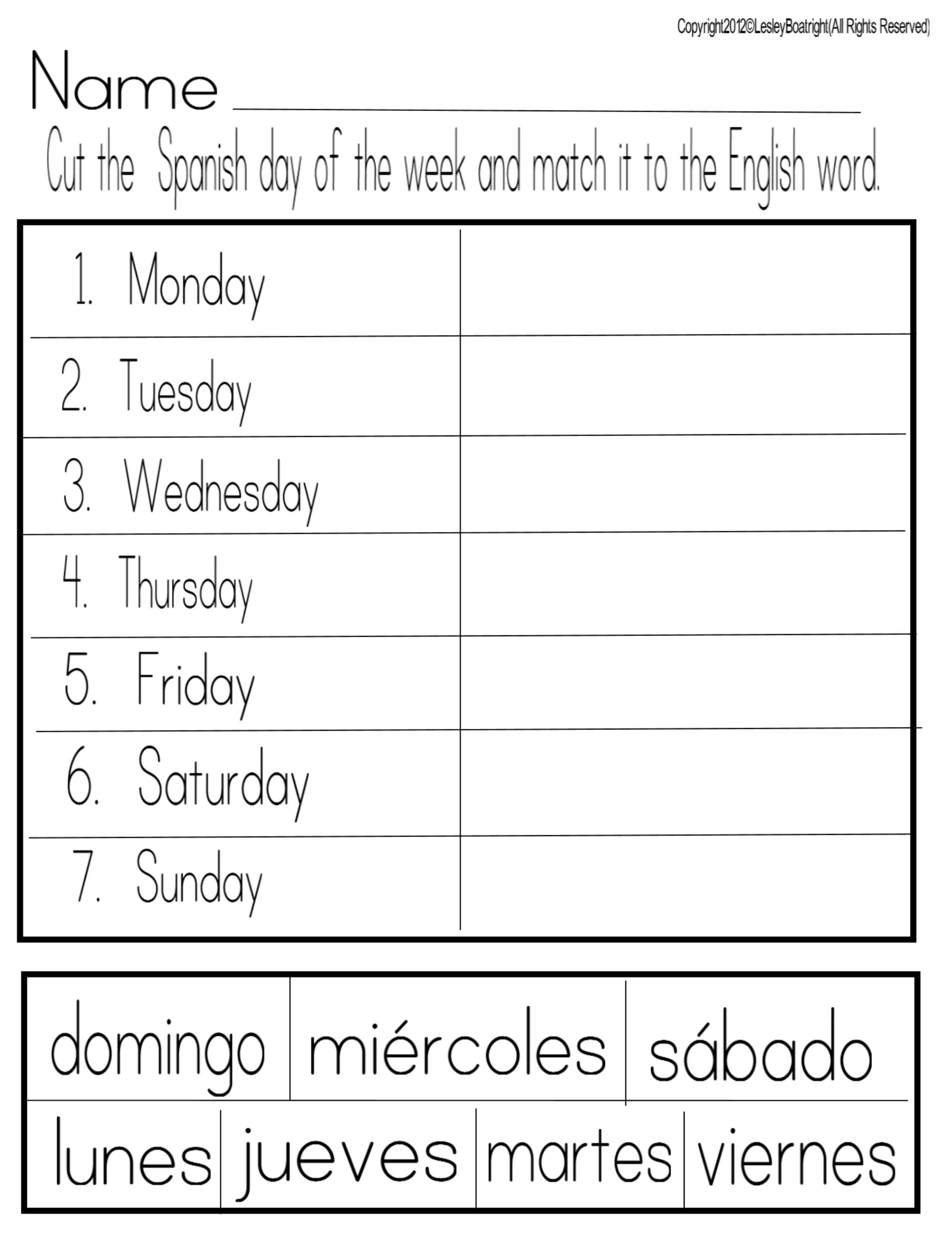math worksheet : adult cool printable spanish worksheets for kids gallery images  : Free Spanish Worksheets For Kindergarten
