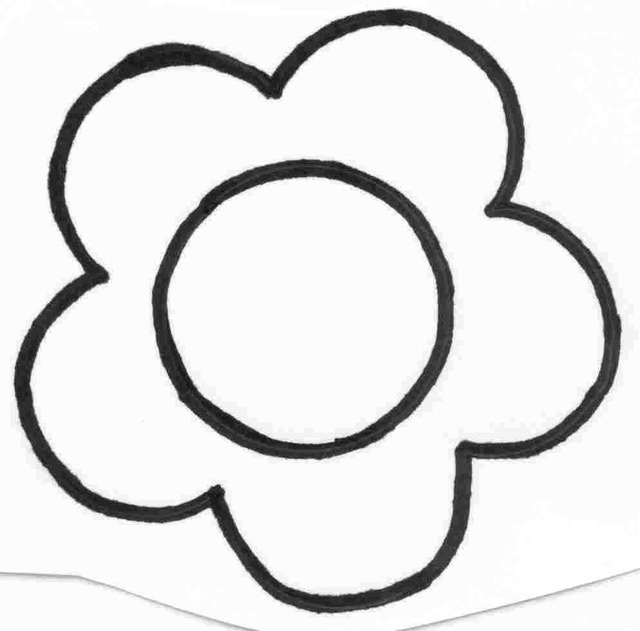 6 Best Images of Spring Flower Cutouts Printable - Flower ...