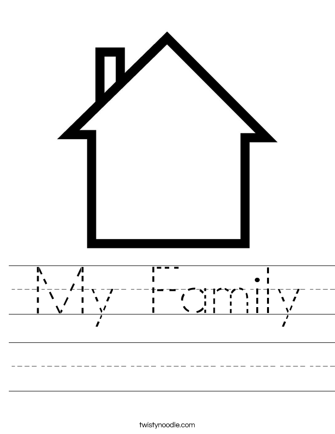 my family worksheets kindergarten my family tree worksheet education free esl printable. Black Bedroom Furniture Sets. Home Design Ideas