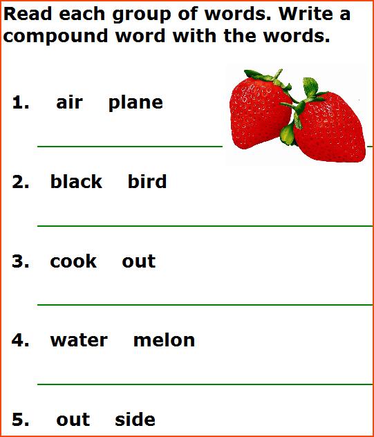 Free Worksheets » Free Printable English Grammar Worksheets - Free ...