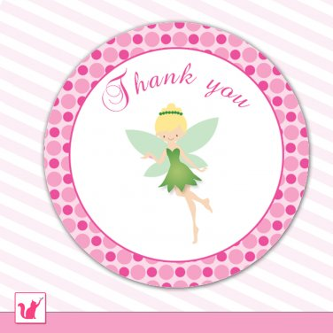 7 Images of Cute Thank You Tags Printable