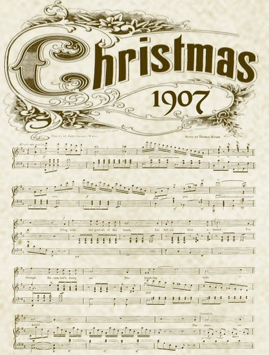 Christmas Music Sheets Printable