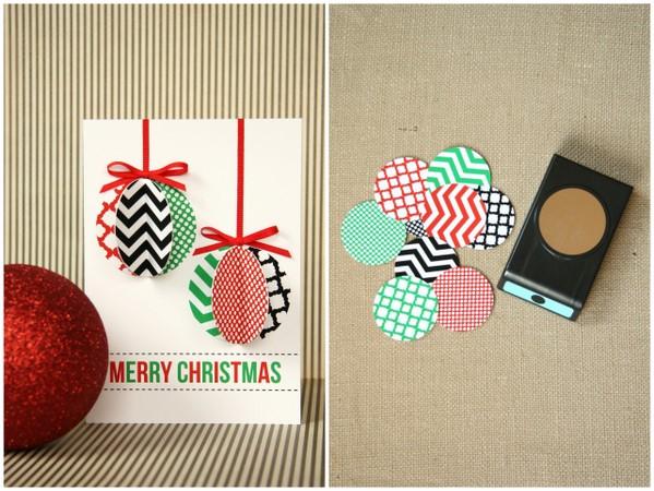 Cute Homemade Christmas Cards