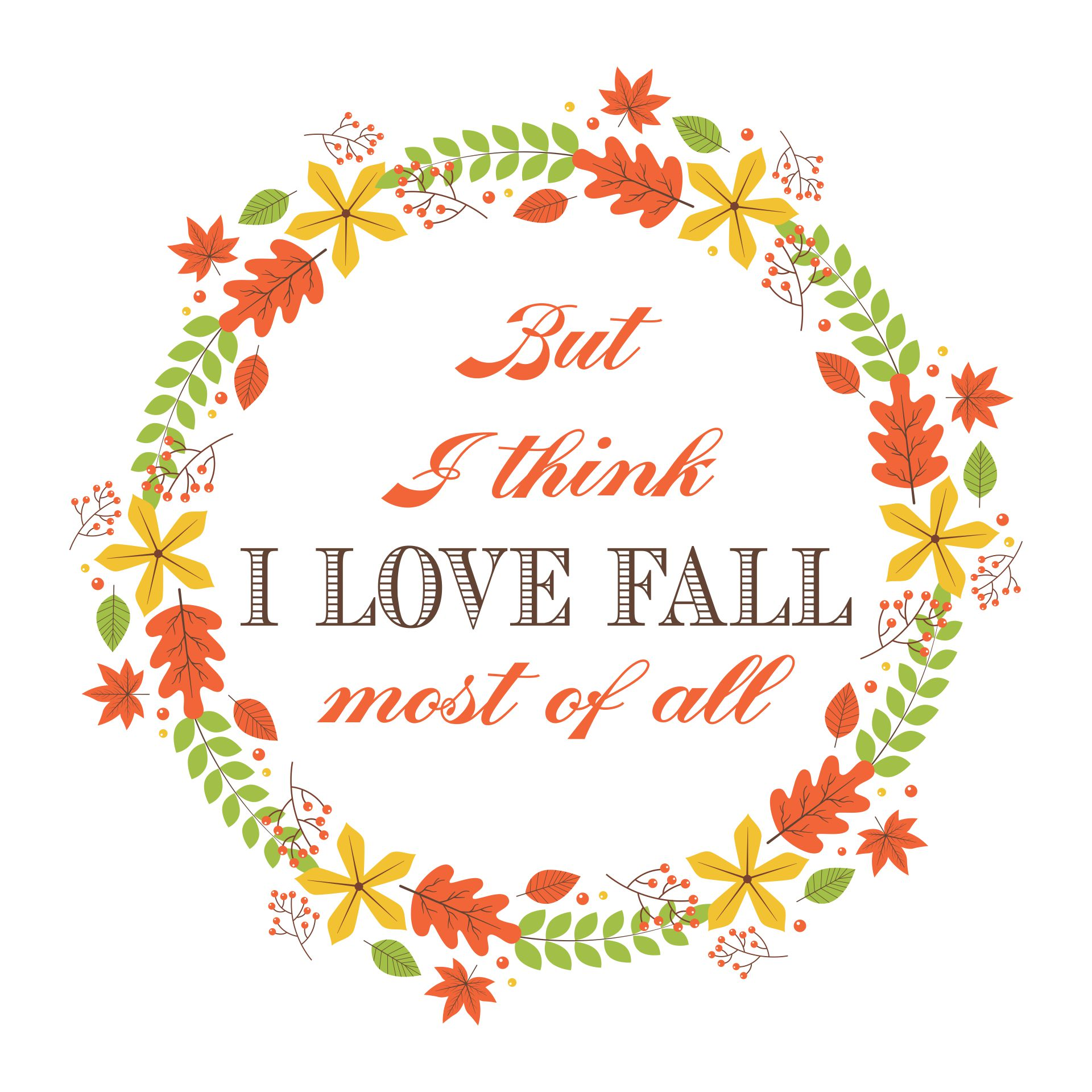 Fall Printable Art Prints