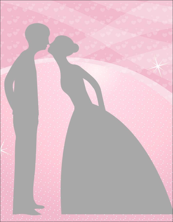 Printable Bridal Shower Thank You Card