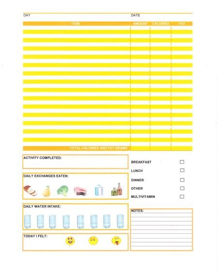 4 Images of Get Organized Free Printables