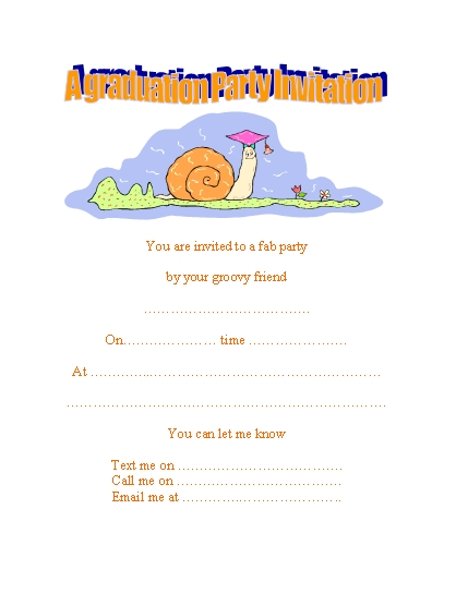 11 best images of free printable kindergarten graduation