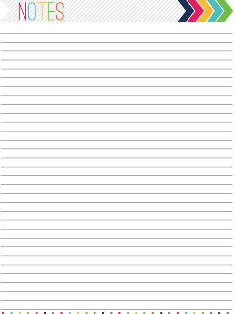 word notecard template