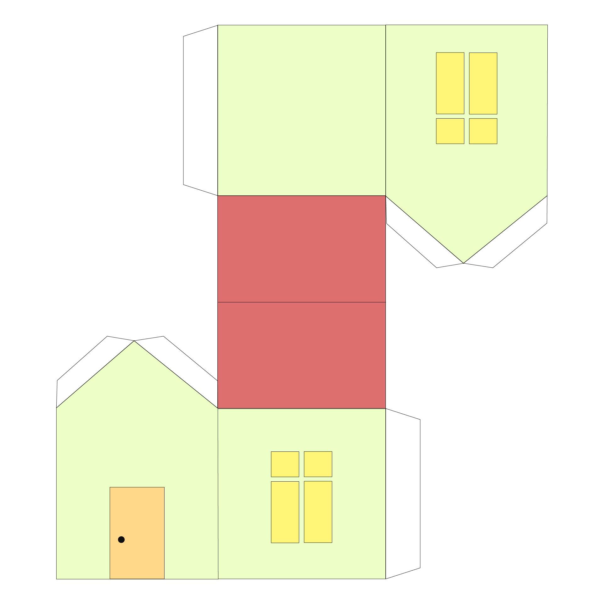 Glitterhouse Patterns Printable