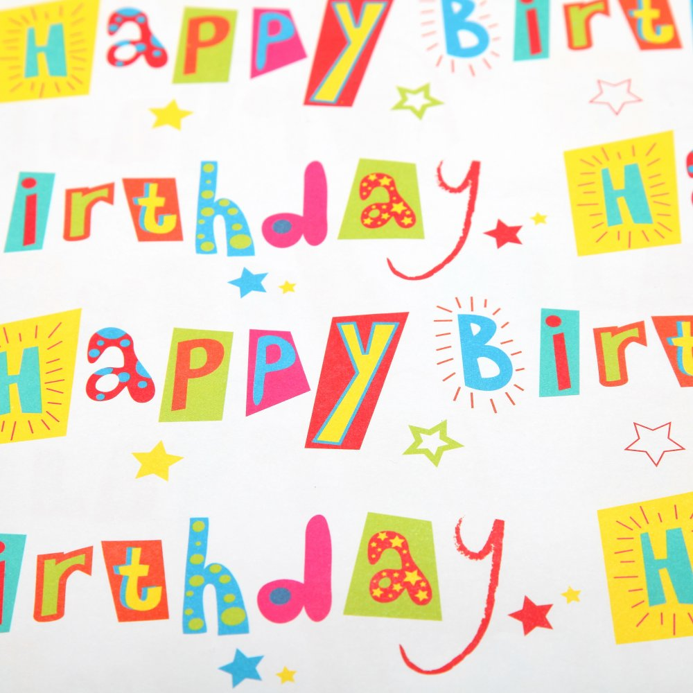 Printable Birthday Wrapping Paper Free ~ Best images of printable birthday wrapping paper free happy