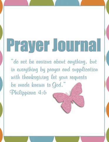 8 Images of Printables Prayer Journal Cover