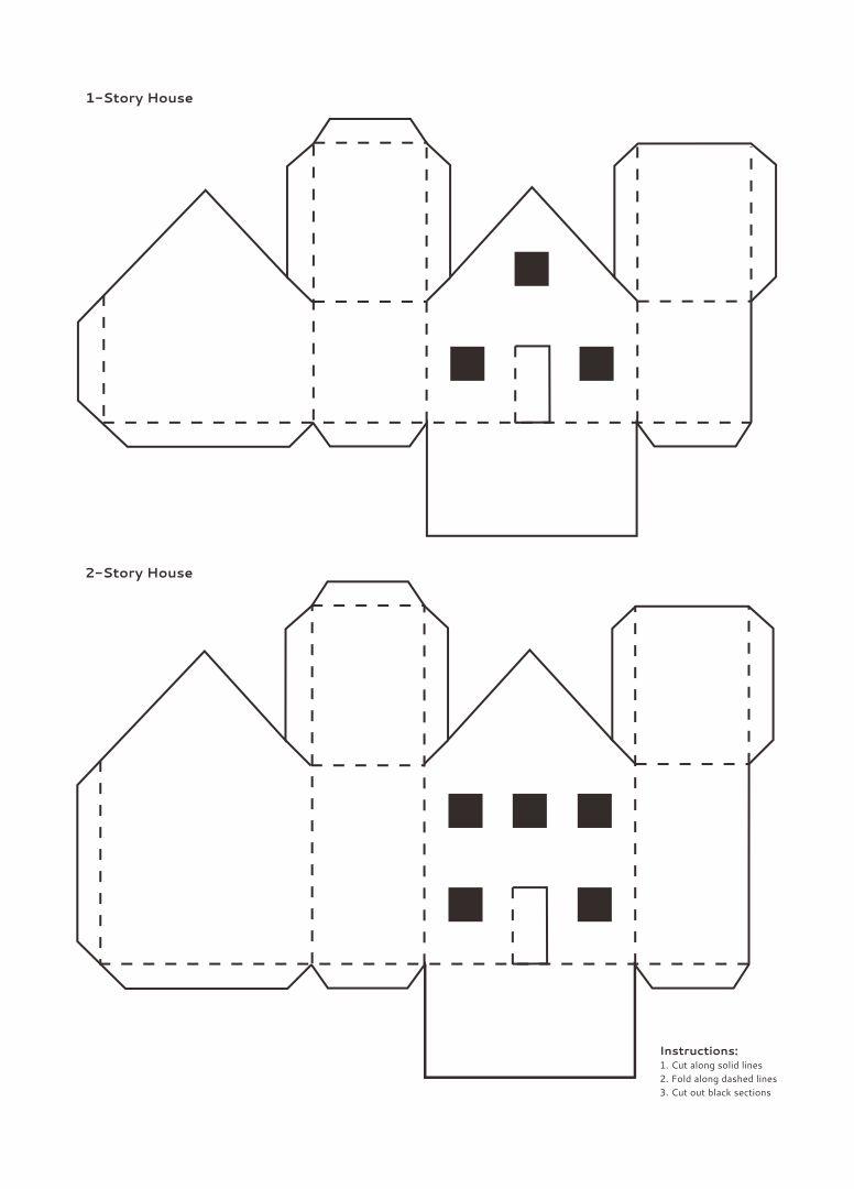 Putz House Patterns