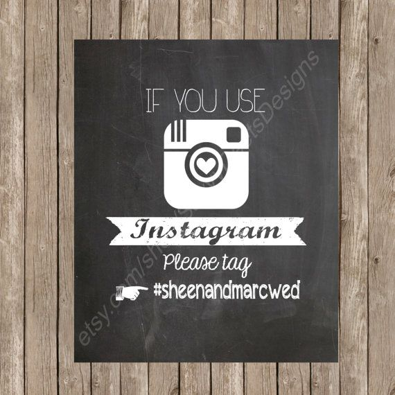 8 best images of printable wedding signs wedding for Bathroom design hashtags