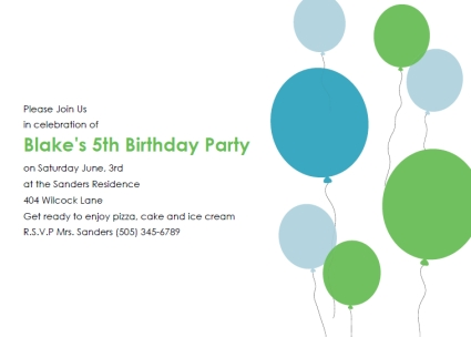 6 Images of Free Printable Boy Birthday Invitation Templates