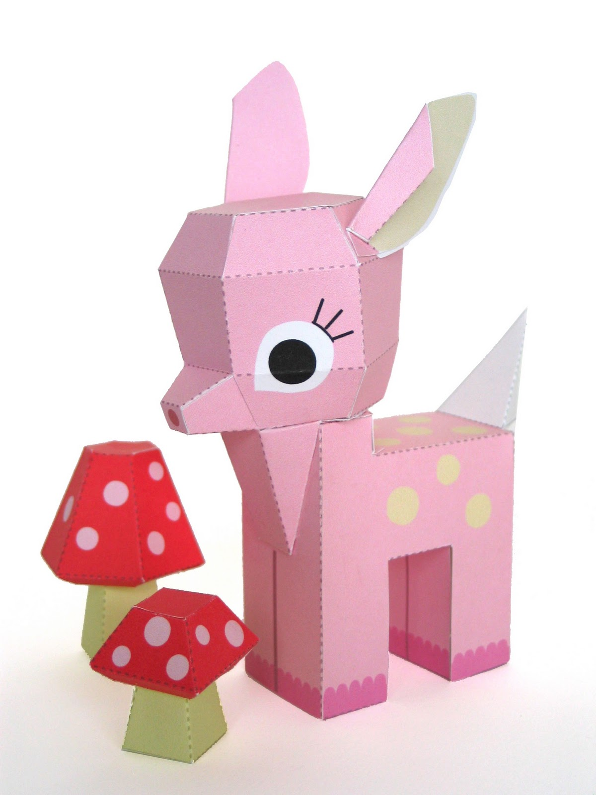 9 Images of Paper Toys Printable Crafts
