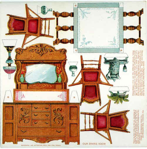 Dolls House Furniture Plans Free House Design Plans