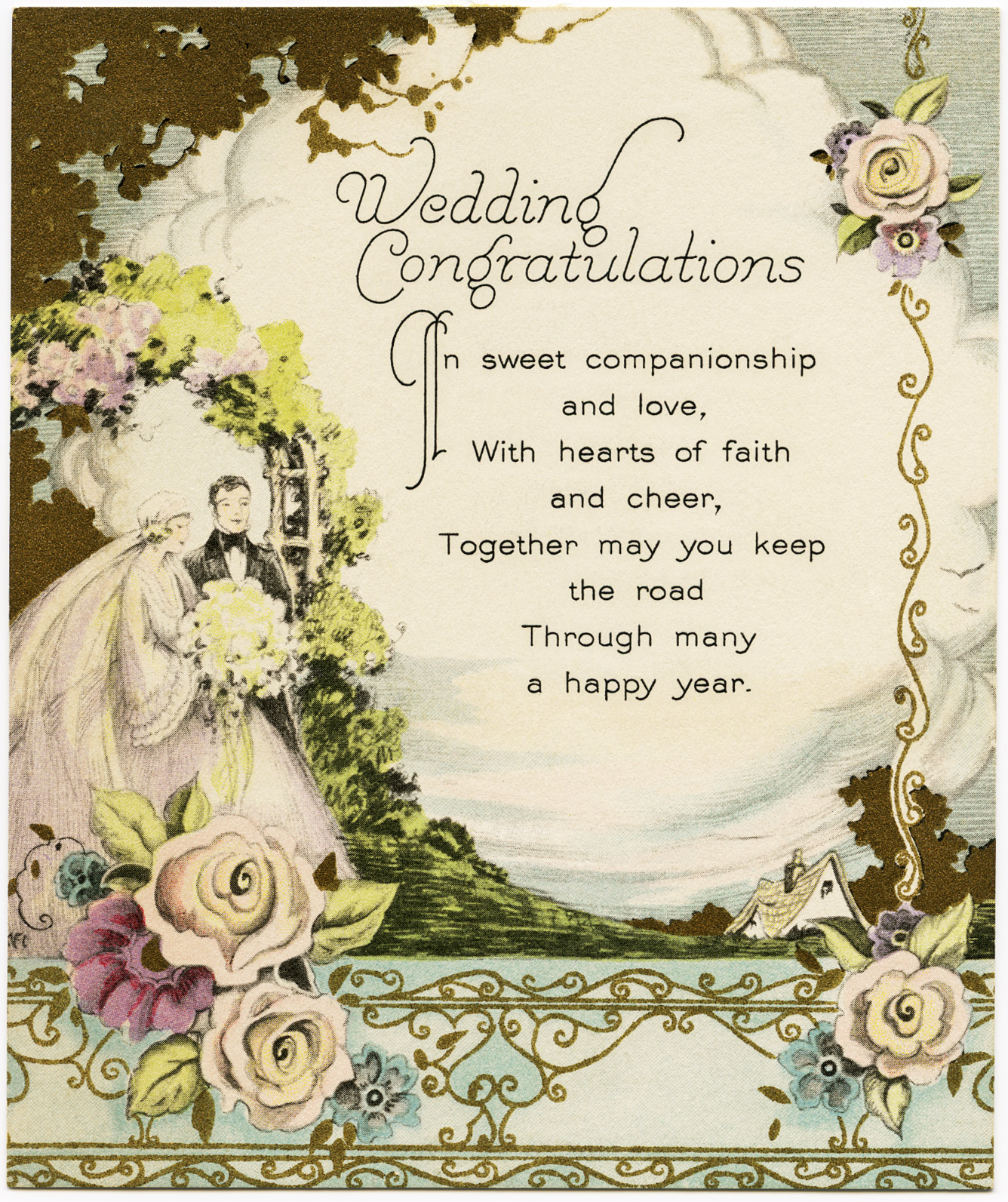 6 Best Images Of Free Printable Wedding Greeting Cards Wedding Cards Congratulations Printable Wedding Cards Congratulations And Printable Bridal Shower Cards Printablee Com