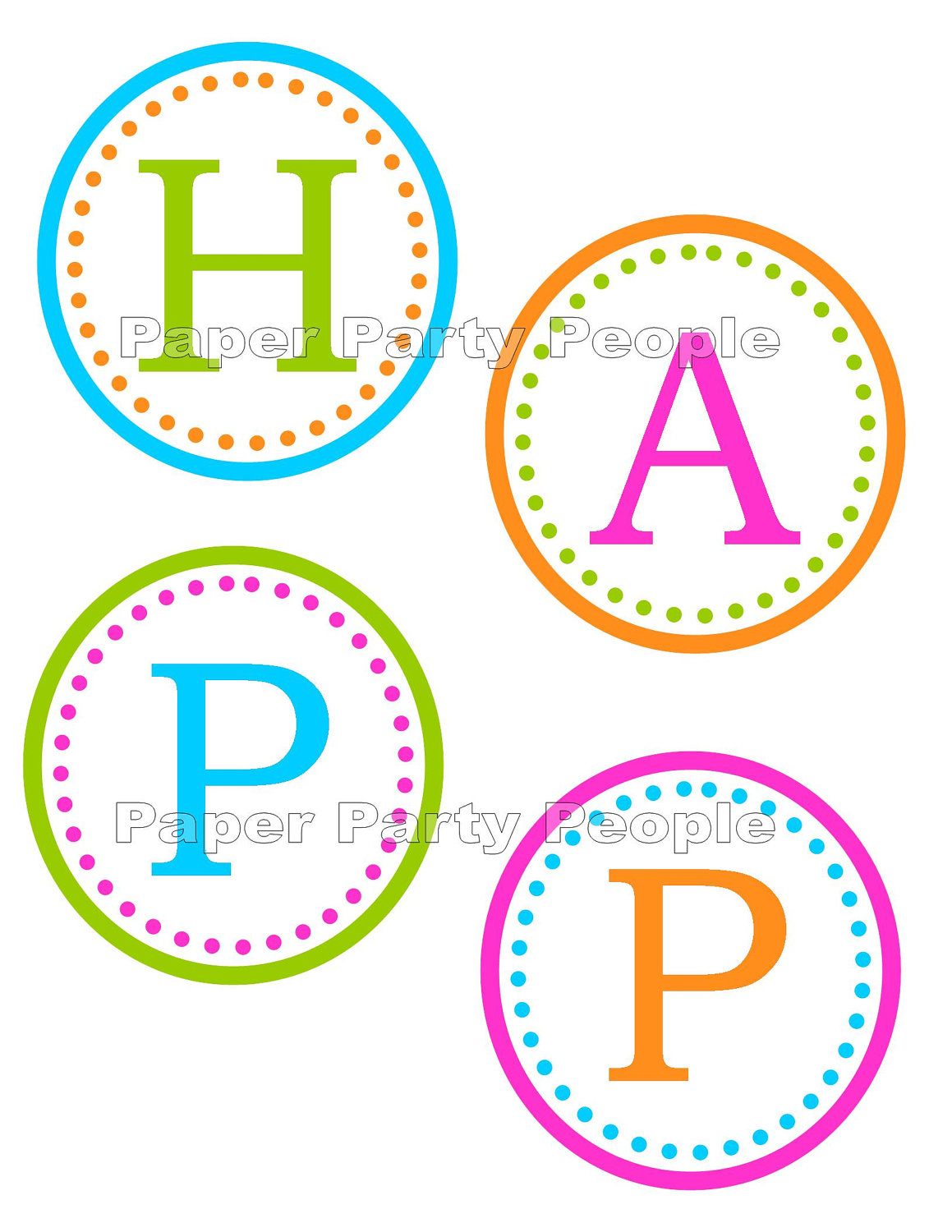 6 best images of happy birthday banner printable free