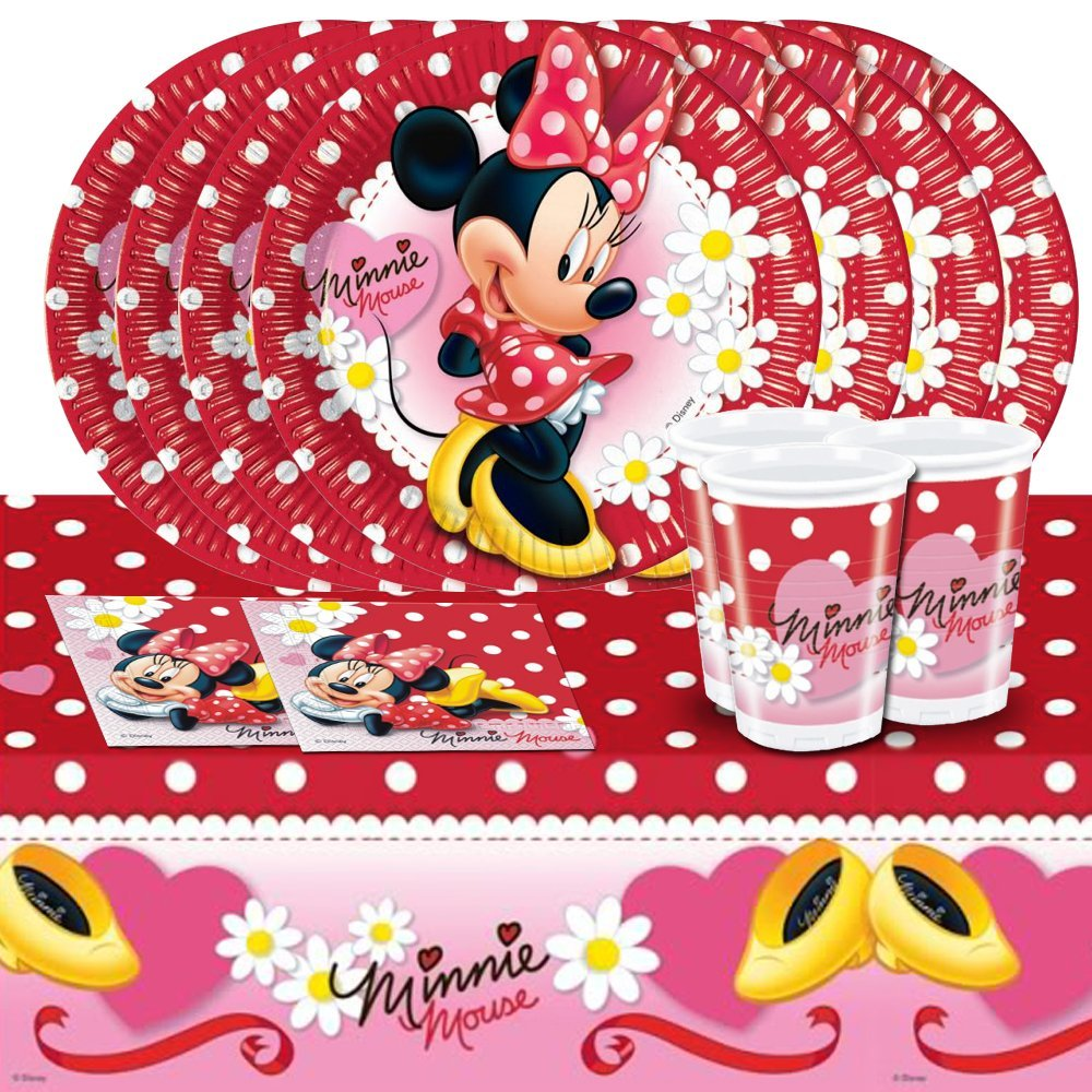 8 best images of minnie mouse party ideas printable minnie mouse birthday party printables. Black Bedroom Furniture Sets. Home Design Ideas