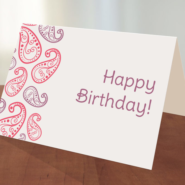 8 Images of Printable Cards For Her Birthday