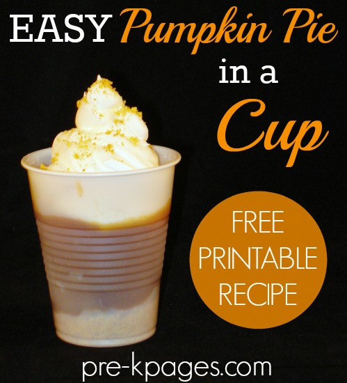 7 Images of Printable Pumpkin Pie Recipe