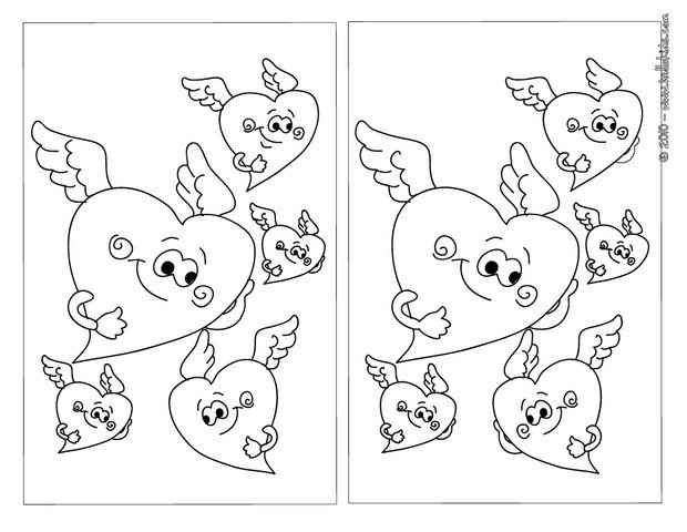 spot the difference printable black and white pdf