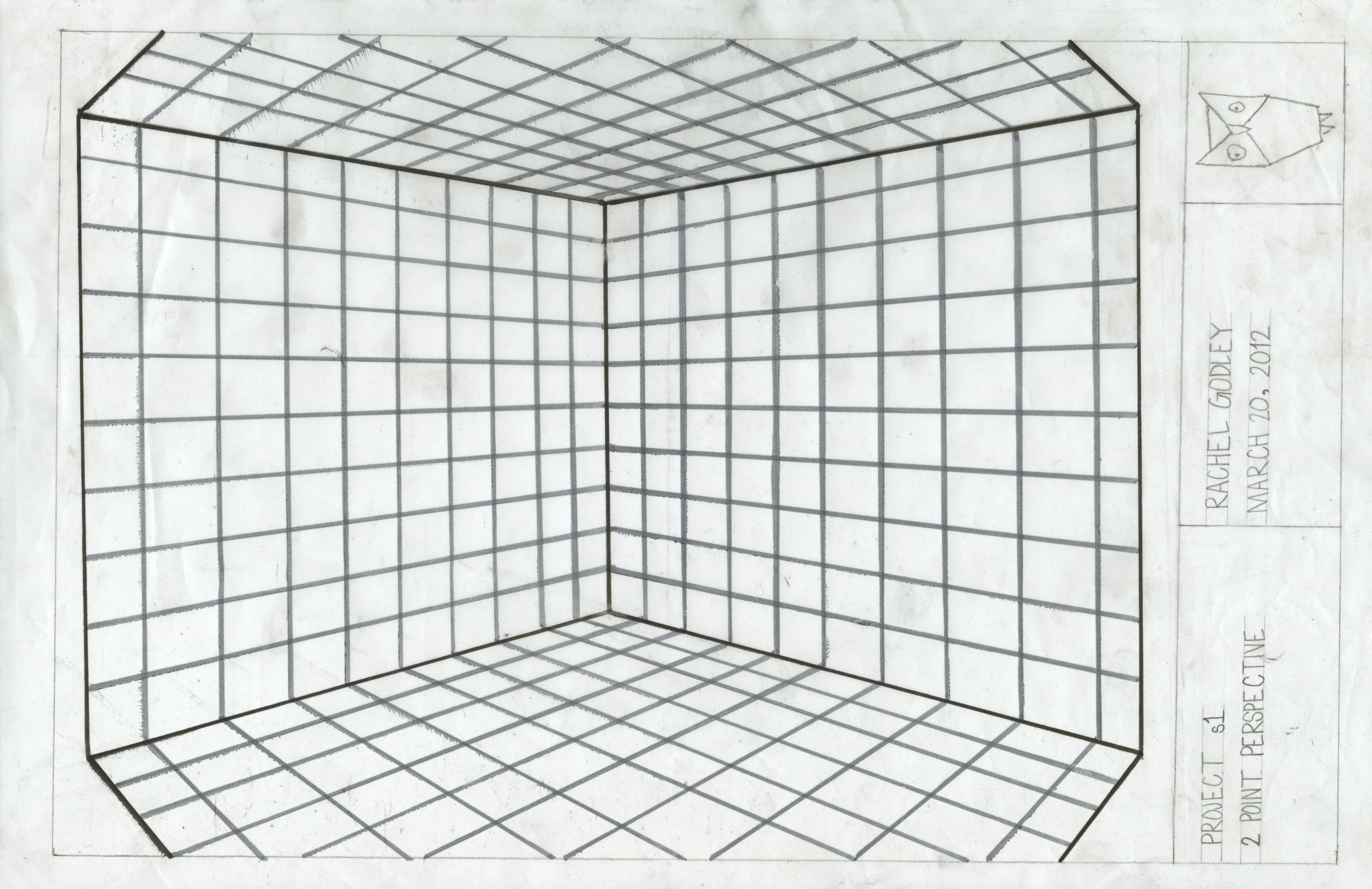 Grid Planner Online 6 Best Images Of Perspective Drawing Grids Printable One