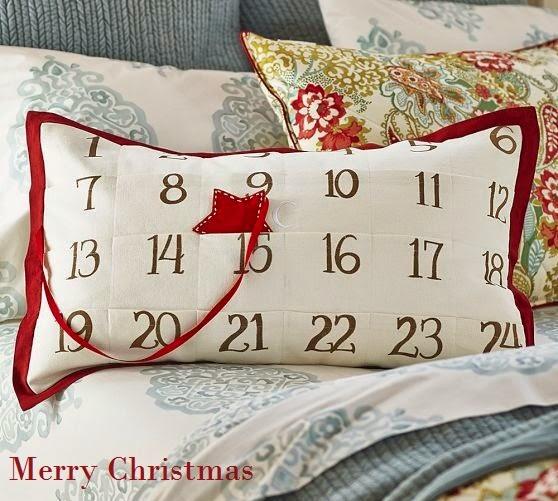 5 Images of HD Printable Kids Christmas Countdown Calendar For 2014