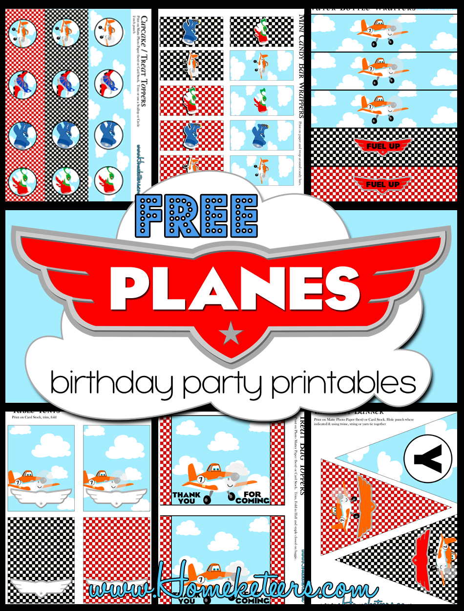 7 Images of Disney Planes Printables