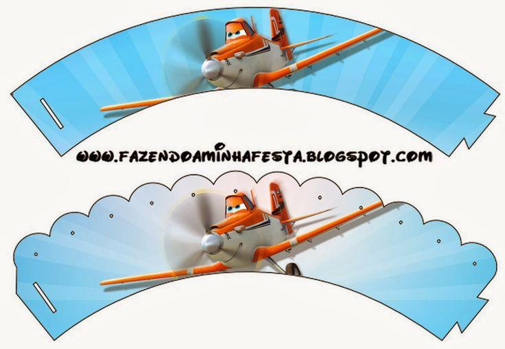 Disney Planes Birthday Printables Free