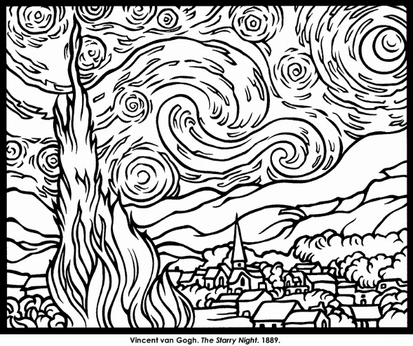 Free Monet Coloring Pages, Download Free Clip Art, Free Clip Art ... | 503x600