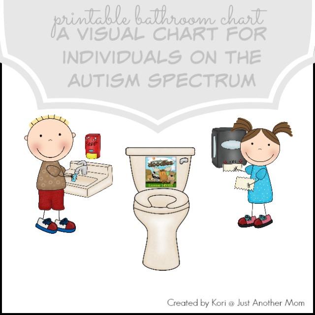 Free Printable Bathroom Chart