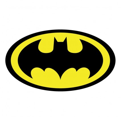 8 Images of Small Batman Logo Printable