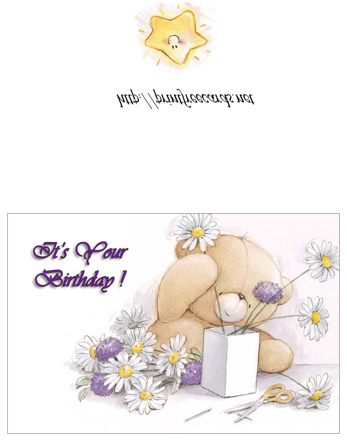 Print At Home Greeting Cards – Print at Home Birthday Cards