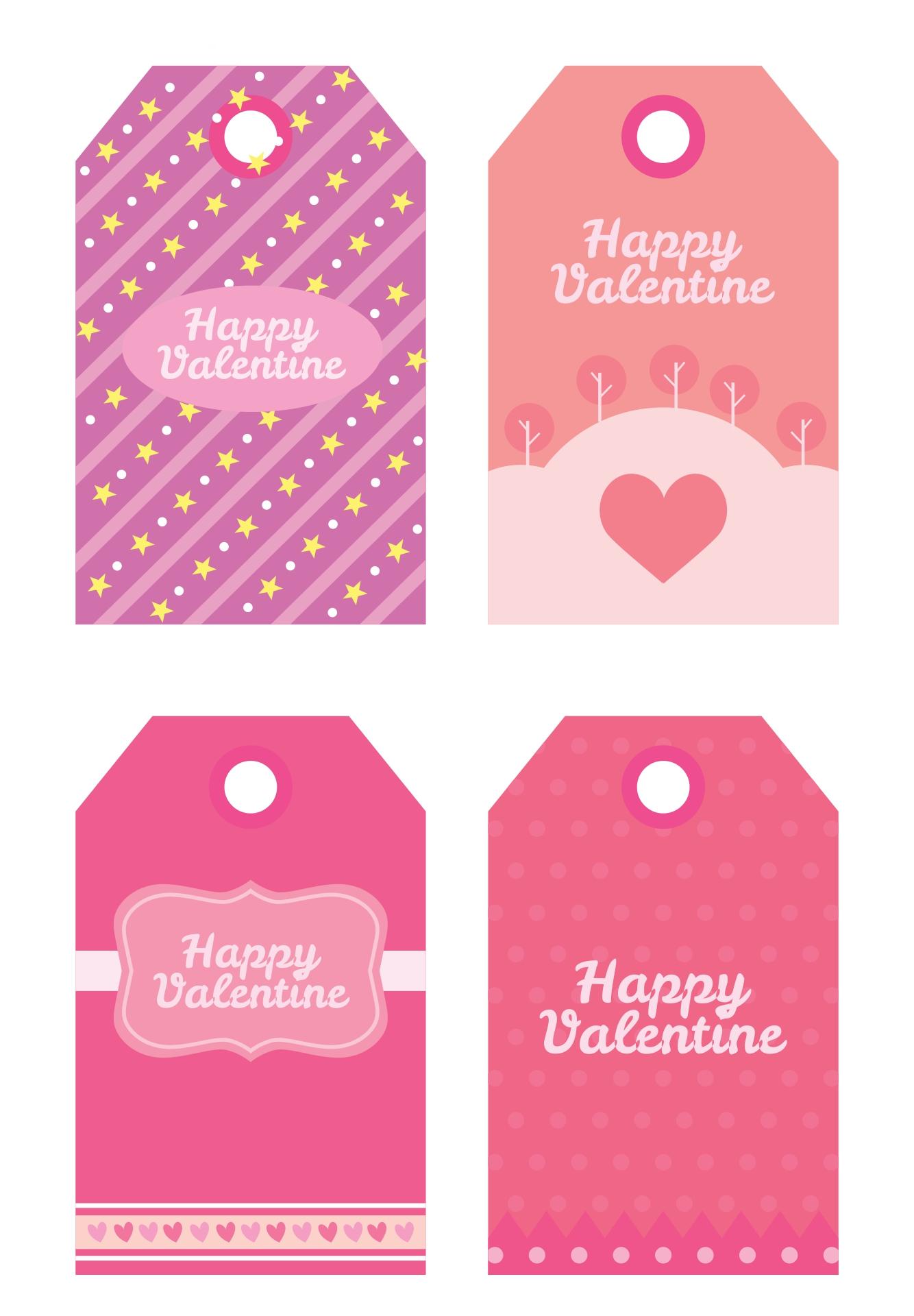 Printable Happy Valentines Day