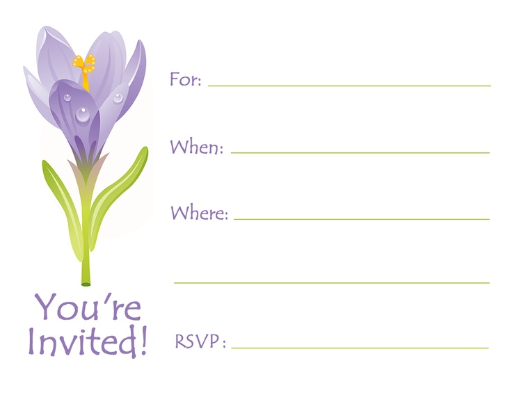 Free Printable Party Invitations Adults