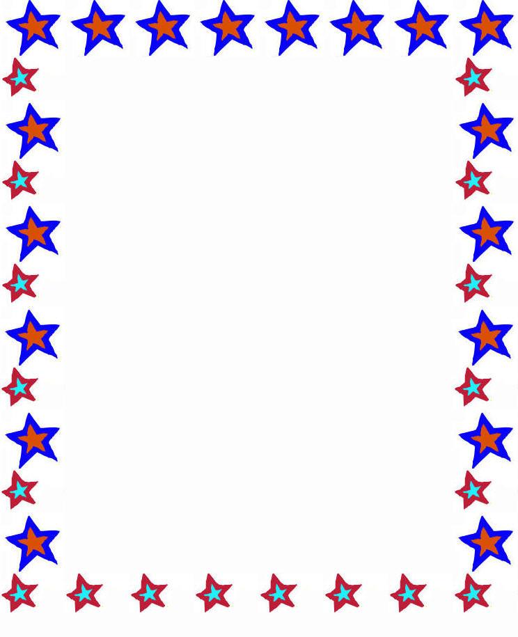 Free Printable School Border Paper