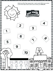 Printable Box Tops Collection Sheets